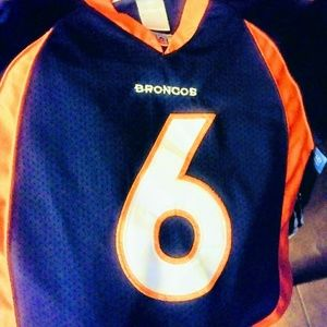 Authentic Jersey Broncos #6